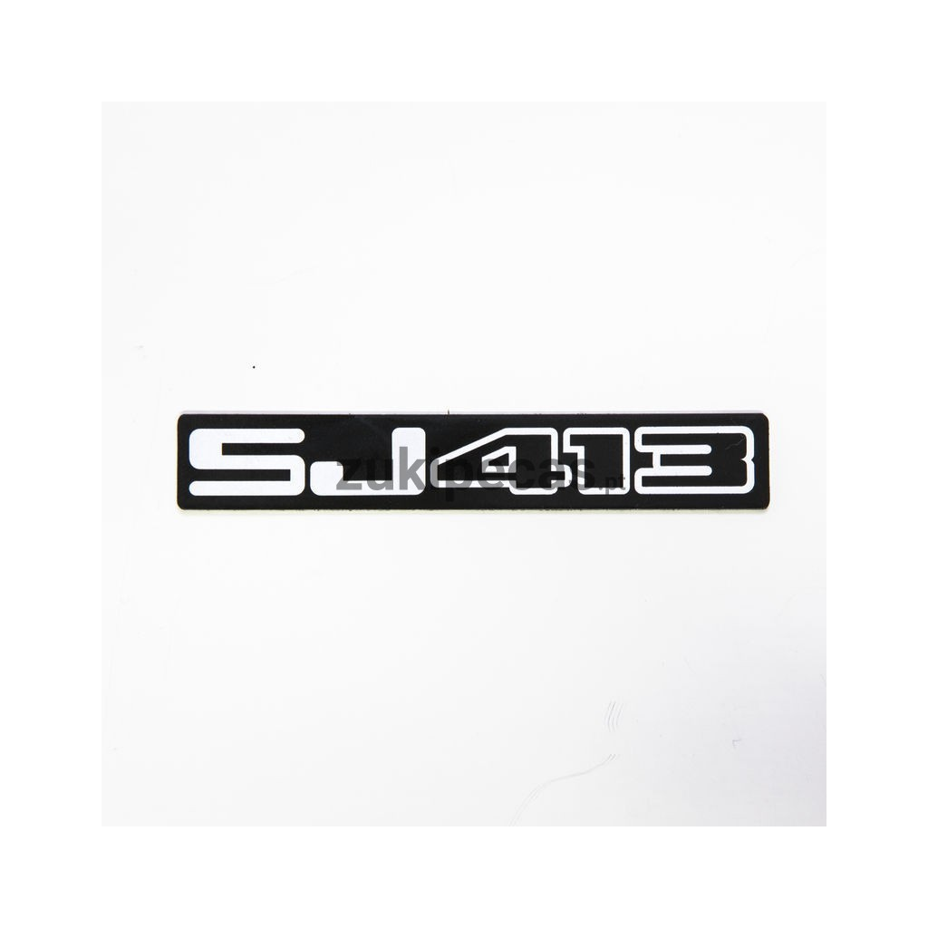 Emblema SJ413 p/Tablier