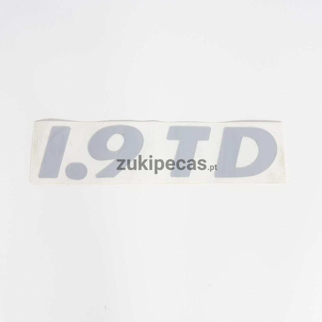 Emblema 1.9TD