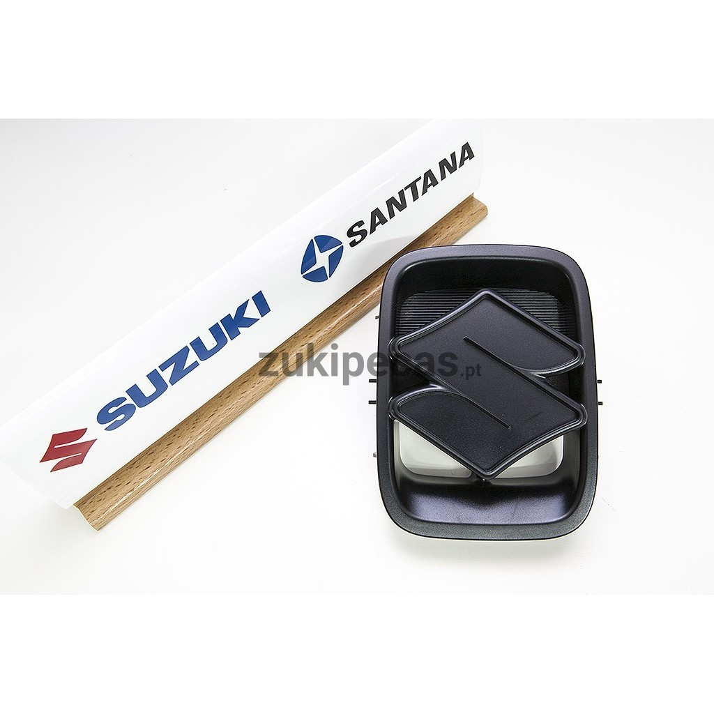Guarnição P/Logotipo Suzuki