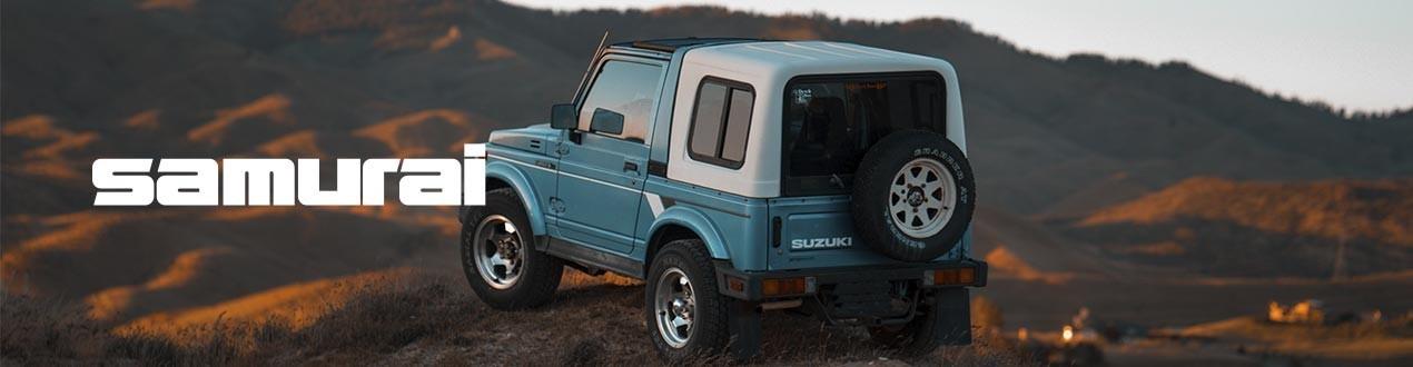 Peças Para Suzuki Samurai