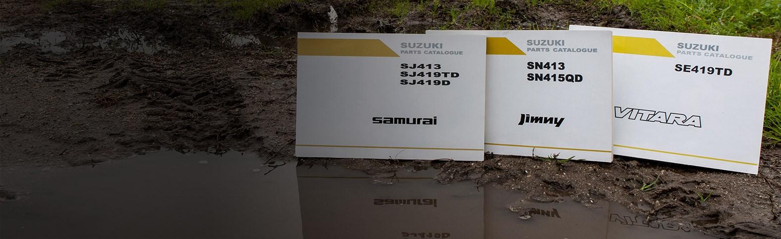 Peças de Reposição para Suzuki